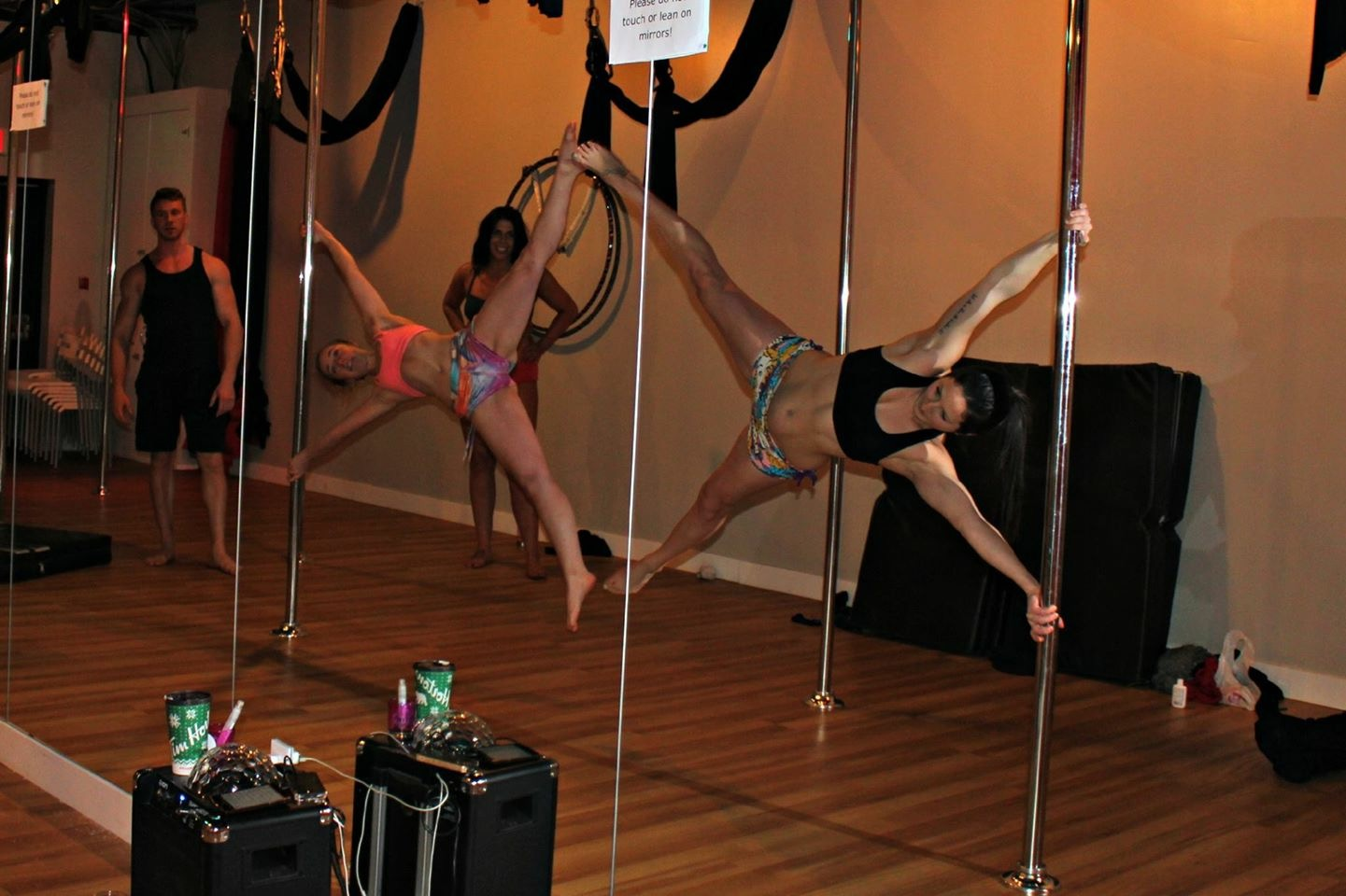 Advanced Pole Classes