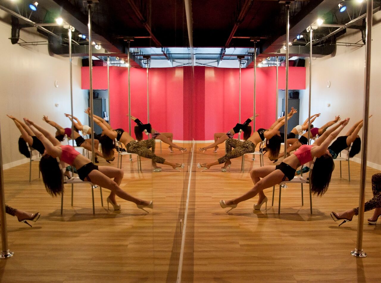 Chair Dancing Classes