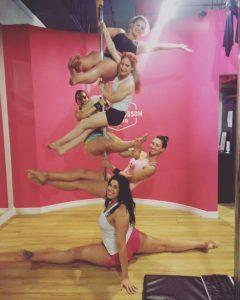 Pole Dancing Workouts