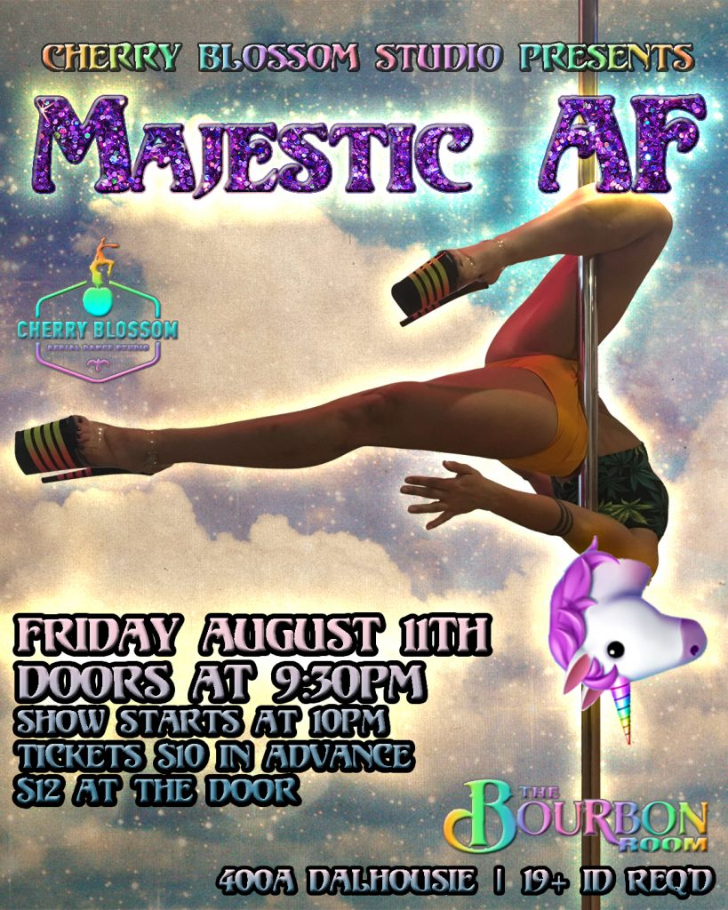 ottawa pole dance event